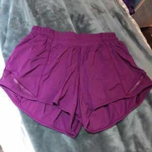 Lululemon Shorts - Magenta